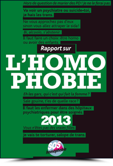 Rapport Annuel SOS Homophobie